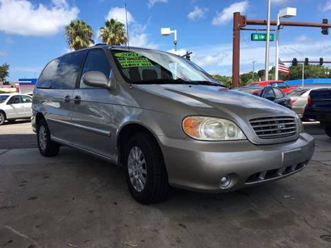 2003 Kia Sedona for sale in Sarasota, FL
