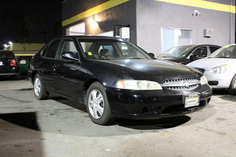 2000 Nissan Altima GXE 4dr Sedan   Pomona CA