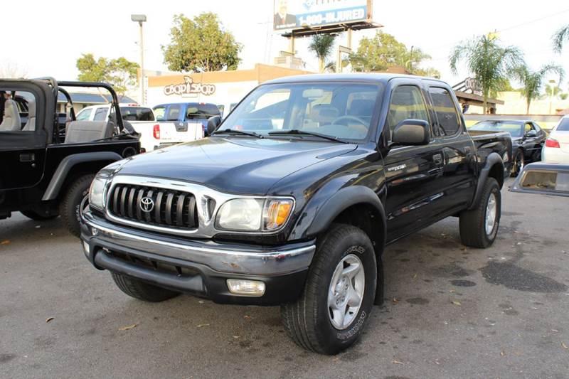 2003 Toyota Tacoma 4dr Double Cab V6 4WD SB   Pomona CA