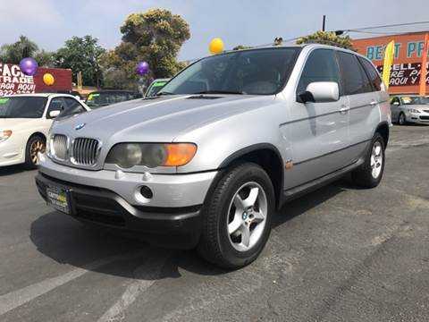2001 BMW X5 for sale in Pomona, CA