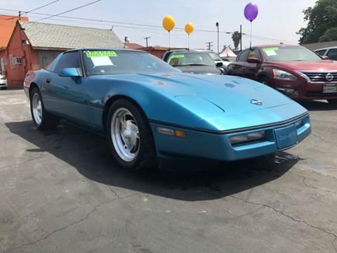 1987 Chevrolet Corvette for sale in Pomona, CA
