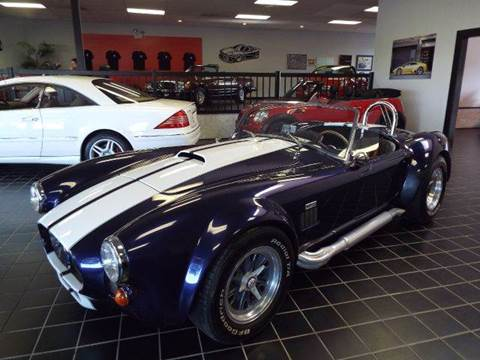 1965 Shelby GT500 for sale at SAINT CHARLES MOTORCARS in Saint Charles IL