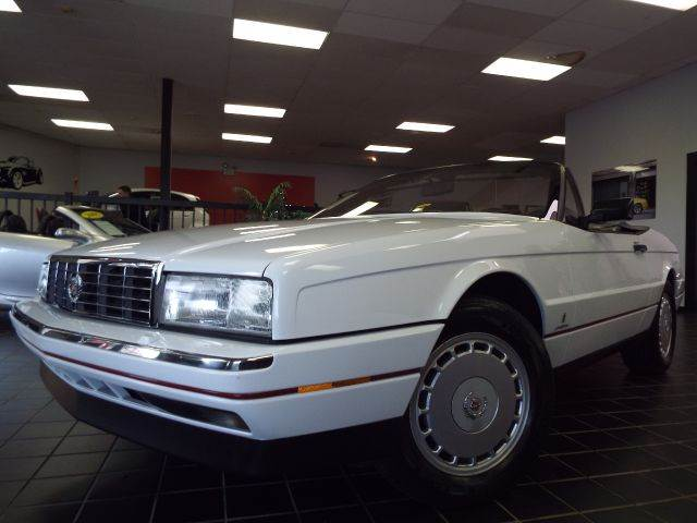 1991 Cadillac Allante for sale at SAINT CHARLES MOTORCARS in Saint Charles IL