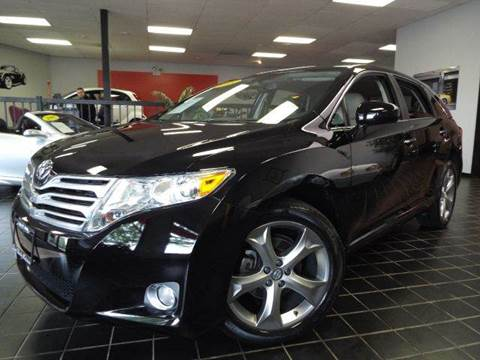 2009 Toyota Venza for sale at SAINT CHARLES MOTORCARS in Saint Charles IL