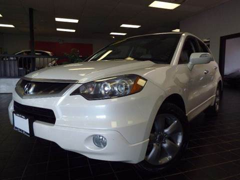 2008 Acura RDX for sale at SAINT CHARLES MOTORCARS in Saint Charles IL