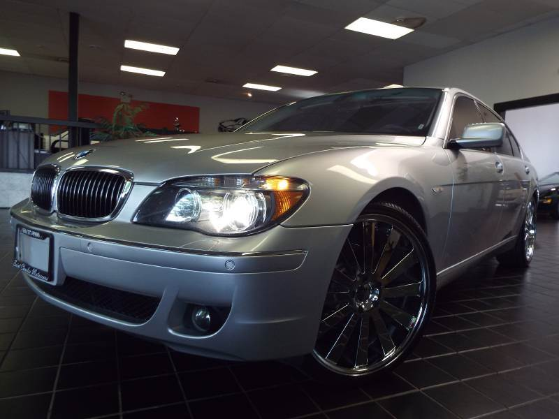 2006 BMW 7 Series for sale at SAINT CHARLES MOTORCARS in Saint Charles IL