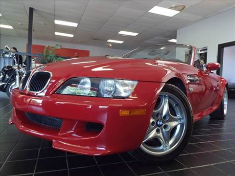 1999 BMW M for sale at SAINT CHARLES MOTORCARS in Saint Charles IL