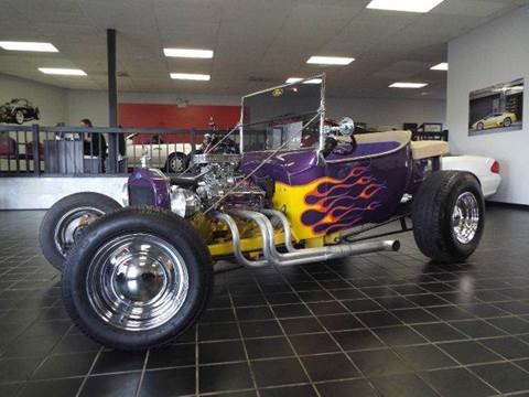 1923 Ford Model T for sale at SAINT CHARLES MOTORCARS in Saint Charles IL