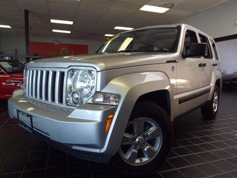2012 Jeep Liberty for sale at SAINT CHARLES MOTORCARS in Saint Charles IL