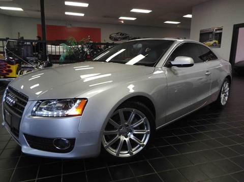 2011 Audi A5 for sale at SAINT CHARLES MOTORCARS in Saint Charles IL
