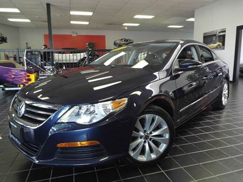 2012 Volkswagen CC for sale at SAINT CHARLES MOTORCARS in Saint Charles IL