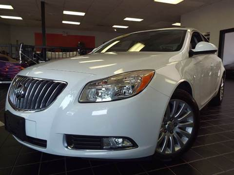 2011 Buick Regal for sale at SAINT CHARLES MOTORCARS in Saint Charles IL