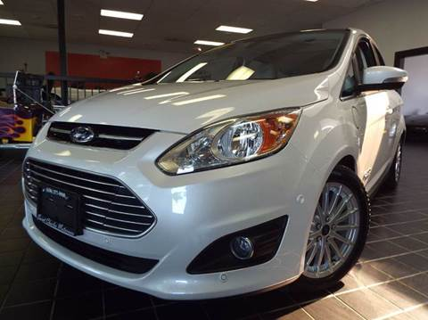2013 Ford C-MAX Energi for sale at SAINT CHARLES MOTORCARS in Saint Charles IL