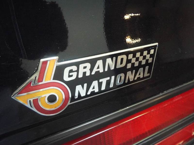 1987 Buick Grand National Grand National In Saint Charles Il Saint