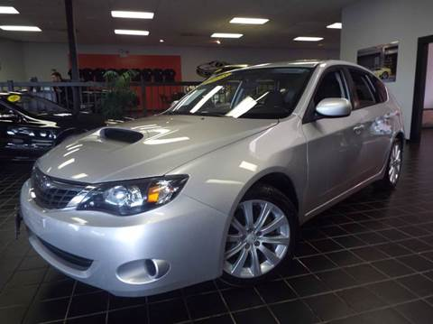 2008 Subaru Impreza for sale at SAINT CHARLES MOTORCARS in Saint Charles IL