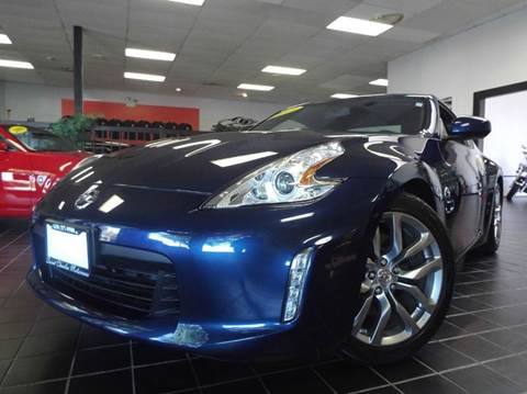 2013 Nissan 370Z for sale at SAINT CHARLES MOTORCARS in Saint Charles IL