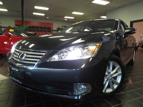 2011 Lexus ES 350 for sale at SAINT CHARLES MOTORCARS in Saint Charles IL