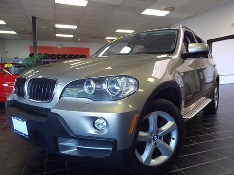 2009 BMW X5 for sale at SAINT CHARLES MOTORCARS in Saint Charles IL