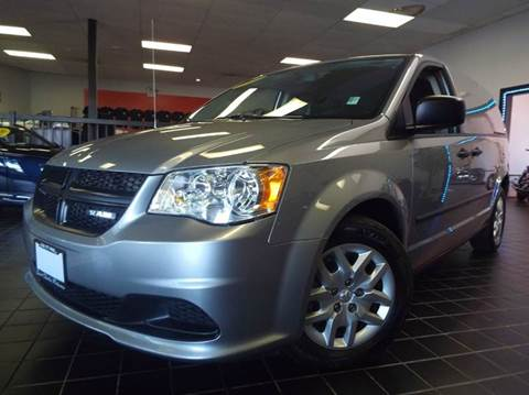 2014 RAM C/V for sale at SAINT CHARLES MOTORCARS in Saint Charles IL