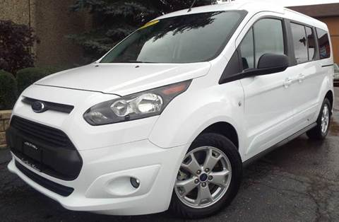 2015 Ford Transit Connect Wagon for sale at SAINT CHARLES MOTORCARS in Saint Charles IL