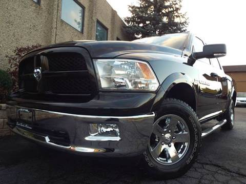 2012 RAM Ram Pickup 1500 for sale at SAINT CHARLES MOTORCARS in Saint Charles IL