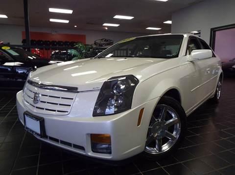 2004 Cadillac CTS for sale at SAINT CHARLES MOTORCARS in Saint Charles IL