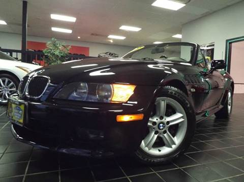 2002 BMW Z3 for sale at SAINT CHARLES MOTORCARS in Saint Charles IL