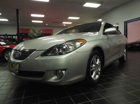 2006 Toyota Camry Solara for sale at SAINT CHARLES MOTORCARS in Saint Charles IL