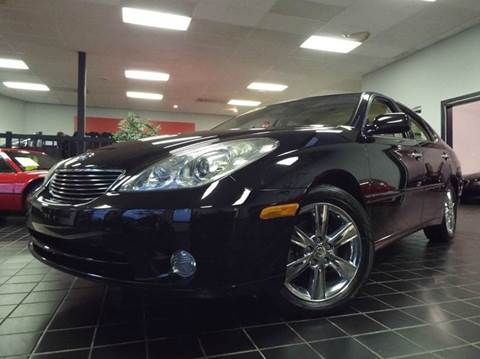 2005 Lexus ES 330 for sale at SAINT CHARLES MOTORCARS in Saint Charles IL