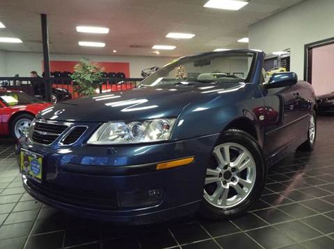2006 Saab 9-3 for sale at SAINT CHARLES MOTORCARS in Saint Charles IL