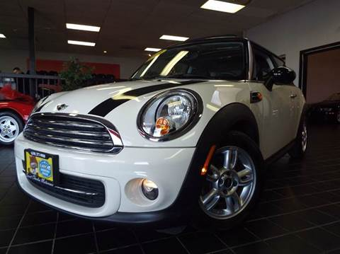 2013 MINI Hardtop for sale at SAINT CHARLES MOTORCARS in Saint Charles IL