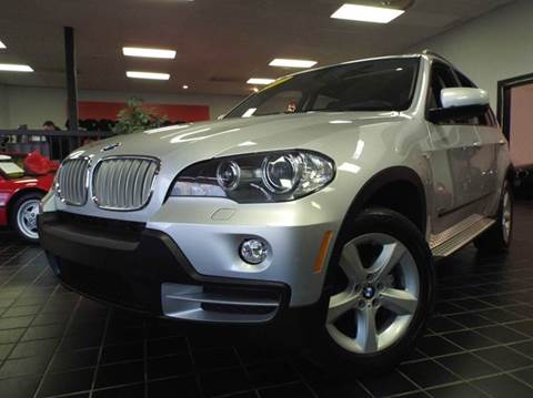 2007 BMW X5 for sale at SAINT CHARLES MOTORCARS in Saint Charles IL