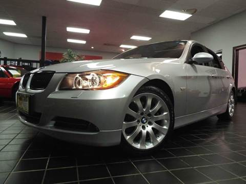 2006 BMW 3 Series for sale at SAINT CHARLES MOTORCARS in Saint Charles IL