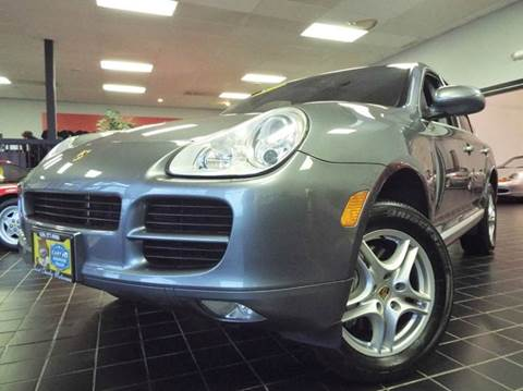 2006 Porsche Cayenne for sale at SAINT CHARLES MOTORCARS in Saint Charles IL