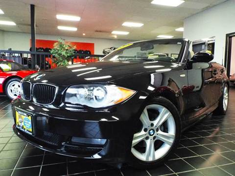 2008 BMW 1 Series for sale at SAINT CHARLES MOTORCARS in Saint Charles IL
