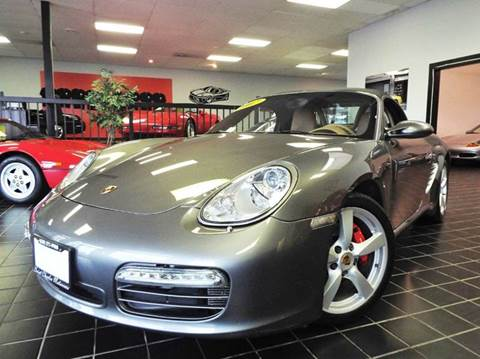 2007 Porsche Boxster for sale at SAINT CHARLES MOTORCARS in Saint Charles IL
