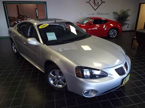 2005 Pontiac Grand Prix for sale at SAINT CHARLES MOTORCARS in Saint Charles IL