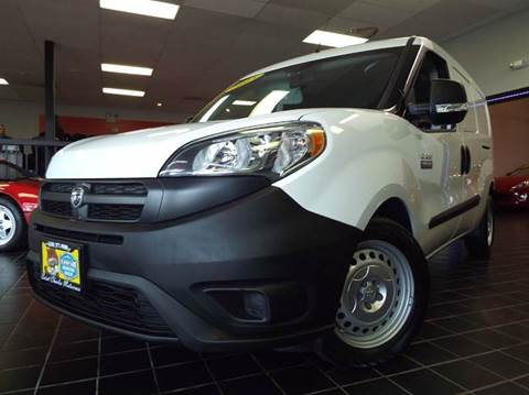 2015 RAM ProMaster City Cargo for sale at SAINT CHARLES MOTORCARS in Saint Charles IL