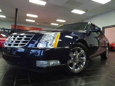 2006 Cadillac DTS for sale at SAINT CHARLES MOTORCARS in Saint Charles IL