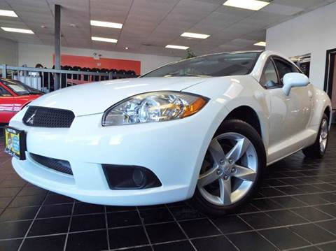 2009 Mitsubishi Eclipse for sale at SAINT CHARLES MOTORCARS in Saint Charles IL