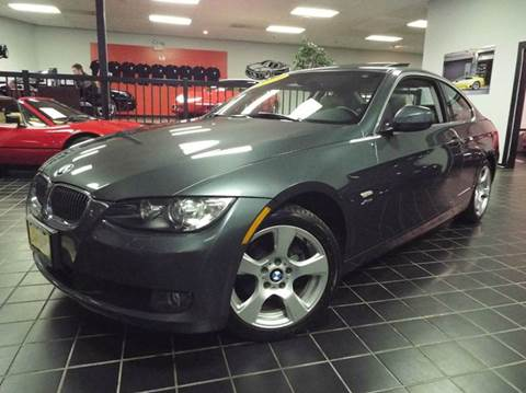 2010 BMW 3 Series for sale at SAINT CHARLES MOTORCARS in Saint Charles IL