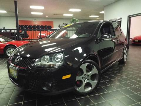 2008 Volkswagen GTI for sale at SAINT CHARLES MOTORCARS in Saint Charles IL