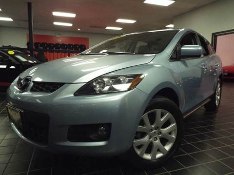 2008 Mazda CX-7 for sale at SAINT CHARLES MOTORCARS in Saint Charles IL