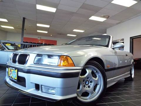 1999 BMW M3 for sale at SAINT CHARLES MOTORCARS in Saint Charles IL