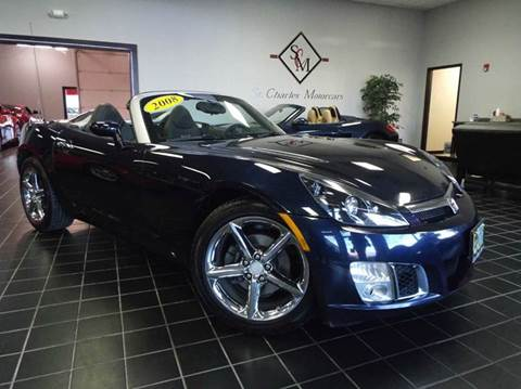 2008 Saturn SKY for sale at SAINT CHARLES MOTORCARS in Saint Charles IL