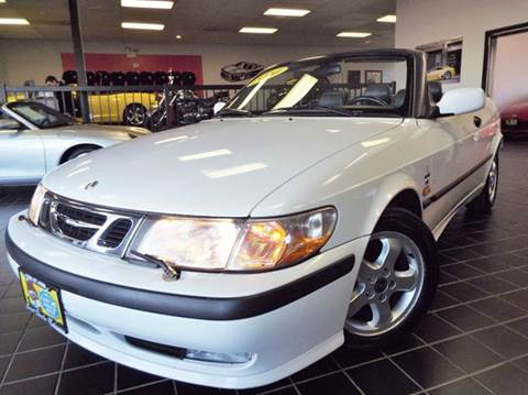 2000 Saab 9-3 for sale at SAINT CHARLES MOTORCARS in Saint Charles IL