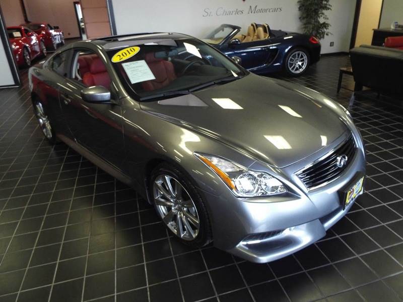 2010 infiniti g37 coupe anniversary edition 2dr coupe in saint charles il saint charles motorcars. Black Bedroom Furniture Sets. Home Design Ideas