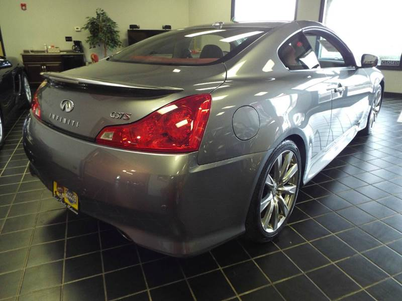 2010 Infiniti G37 Coupe Anniversary Edition 2dr Coupe In Saint
