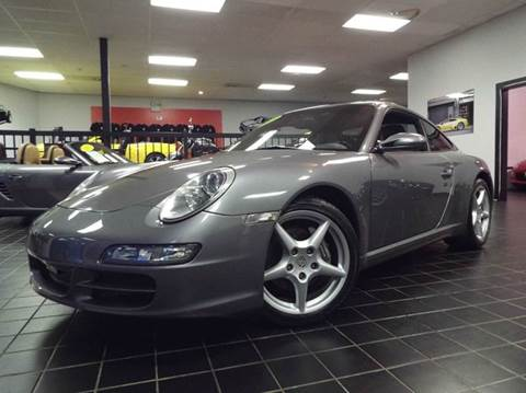 2005 Porsche 911 for sale at SAINT CHARLES MOTORCARS in Saint Charles IL