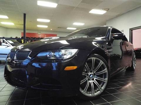 2008 BMW M3 for sale at SAINT CHARLES MOTORCARS in Saint Charles IL